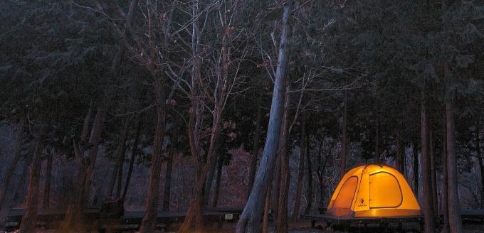 [캠핑 열풍] 캠핑, 자연으로 들어가는 문