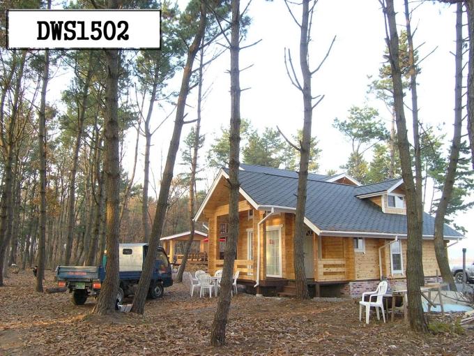대한민국 통나무주택 건축의 선구자